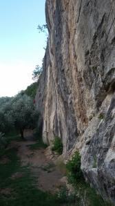 Falesia Calvario (Laghel) - Andrea Facchetti