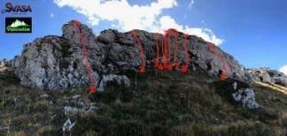 Campo Staffi - le vie - Rifugio Viperella- SWASA