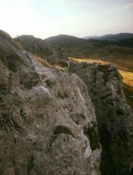 La parete - Rifugio Viperella- SWASA
