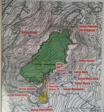 Mappa Sassi   - Clifford