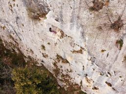Falesia della Lantana #2 - vista da drone - Flavio Ricci