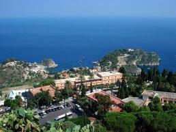 Panorama dal teatro grecoromano di Taormina - Giovanni Dall'Orto