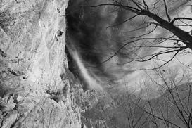 Arrapicata parete Stoppani - Flavio Ricci