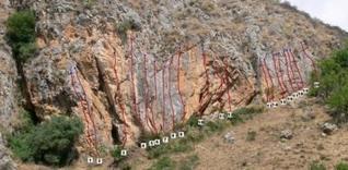 Passo Scuro, vista della Parete - CAI Sicilia