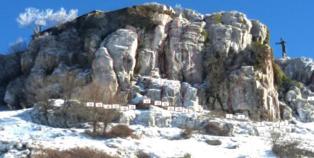 Vista sintetica del settore Soccorso Alpino - Arrampicareaguadagnolo
