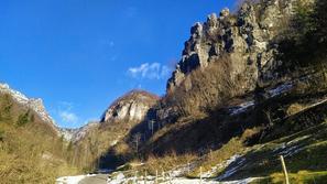 Valle di Schievenin - Lupo 72