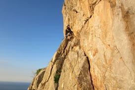 ultimo tiro - Paradiso di arrampicata in Sicilia