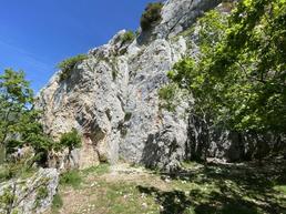 Vista della parete - FeDe