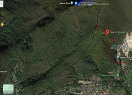 Sentiero monte orsa - Seraph