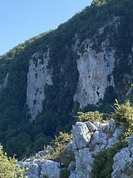 Vista di due settori San Michele e Pentema Roscia - FeDe