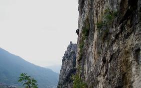 Vista della parete - Giuly