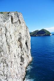 il paretone visto dalla torre minerva - direzioneverticale.it