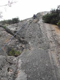 Il tipo di roccia che si incontra prevalentemente - sgargel