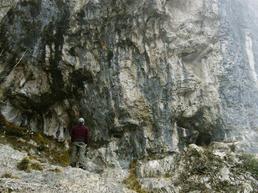Vista della Parete - Escalibur.eu