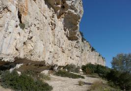 Vista delle pareti - Climbing Away