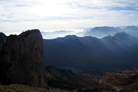 Vista torrione Mulaz, parete Nord - Fondazione degli Amici di L. Ron Hubbard