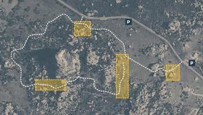 Mappa dei blocchi - La Sportiva