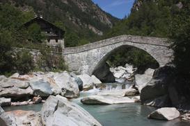 Vista del Pont Trenta - Massimo Messa