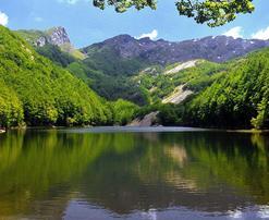 Vista dei Lagoni - Rifugio Lagoni