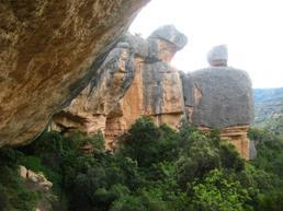 Vista delle pareti. - Wikipedia
