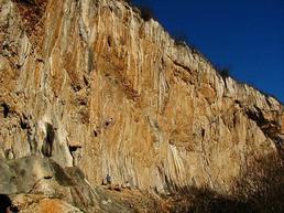 Misja pec Climbing Area - Wikipedia