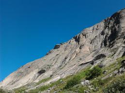 Vista Grimsel, svizzera - Planetmoutain