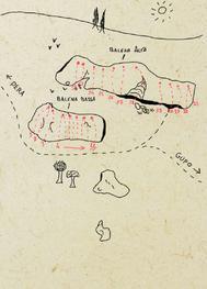 Mappa di avvicinamento - Zilioli Enea