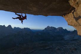 Alexander Huber, Pan Aroma - Euro Climbing