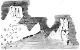 Cima Fumosa e Paretone - Il Krudo