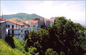 Vista di Capracotta - Wikipedia