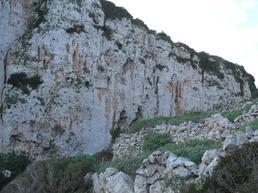 Falesia del Ciolo - salentoverticale