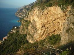 Grotta del brigante Mirabella - arch. Bacci