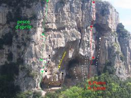 Grotta dei Gufi - arch. Trombetta