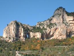 Montepertuso sud est - La Selva