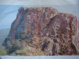 PARETE OVEST (SELLA) - Raticosa Climbing