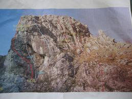 PARETE EST - Raticosa Climbing