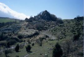 Vista del complesso da Nord. - Regione Emilia-Romagna