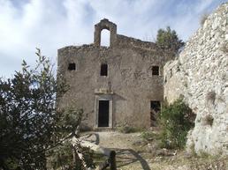 Ruderi della chiesa di Santa Maria - Mauro Grasso