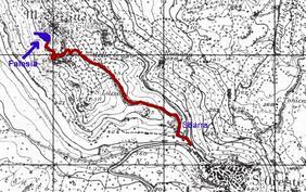 Mappa della località - Mauro Grasso