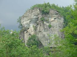 Vista della parete di Tornetti - Gulliver.it