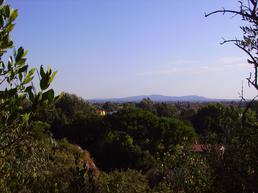 Vista panoramica di Uliveto Terme - Pianeta Pip