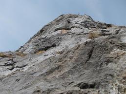 Vista della Parete degli Uncini - Alpi in Line