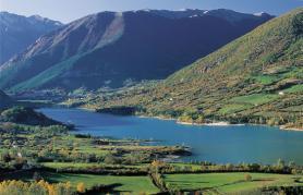 Foto del Lago di Barrea - Paesi on line