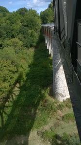Vista da sopra il ponte del primo pilone  - Valerio Gabrielli