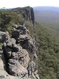 Cliff View - www.chockstone.org
