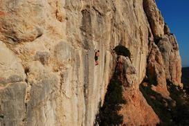 Vista della parete - www.camptocamp.org