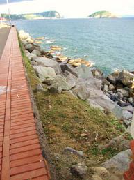 sentiero d'accesso zona 1 - S.Bonaccia
