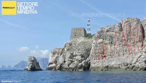 Topos Settore Tempio di Minerva - © 2015 Direzione Verticale / Ogni Diritto Riservato