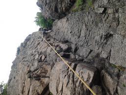 Numerate Alte arrampicata 1 - Gino