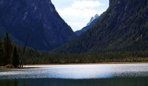 Il lago - Dalla rete